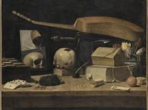 La grande Vanité du Louvre : Lorraine, ou plutôt… Alsacienne?