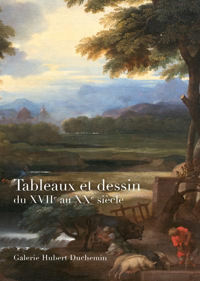 Catalogue  Tableau et dessin du XVII au XXe siècle